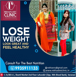 rekha's diet clinic'