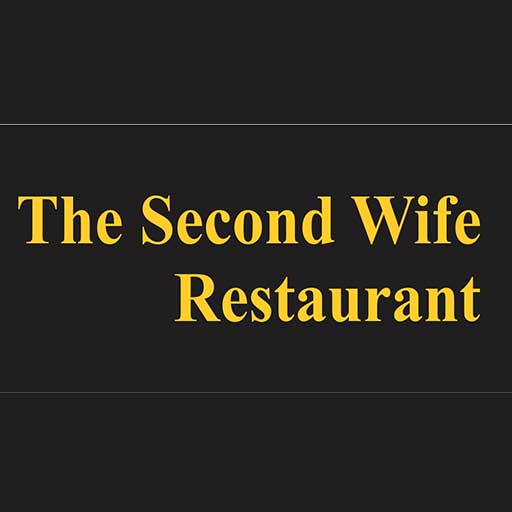 Second wife restaurant logo