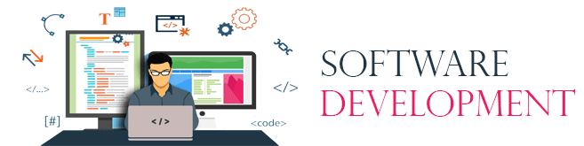 Software development banner